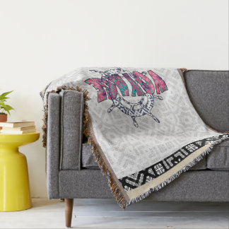 Voyage Throw Blanket