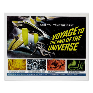 Voyage to the End of the Universe Poster