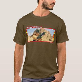 Voyage Trekkers - Lizard Man Shirt