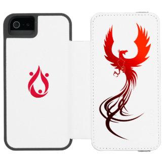 Voyager iPhone Wallet Case - Red Incipio Watson™ iPhone 5 Wallet Case