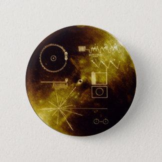Voyager Message 2 Inch Round Button
