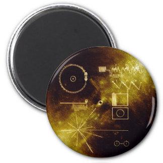 Voyager Message Magnet