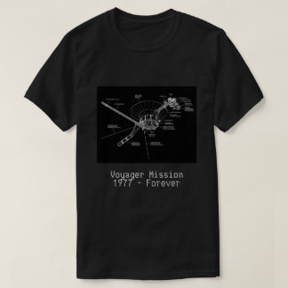 Voyager Mission T-shirt