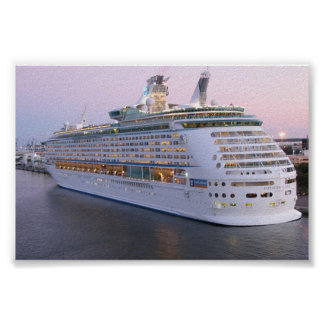 Voyager of the Seas - 2 Poster