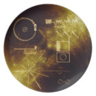 Voyager's Golden Record Plate