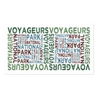Voyageurs National Park Business Card