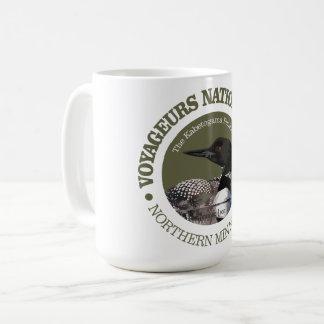 Voyageurs National Park (Loon) Coffee Mug
