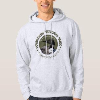 Voyageurs National Park (Loon) Hoodie