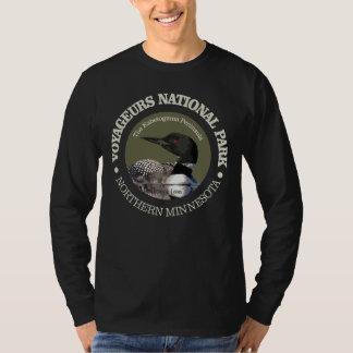 Voyageurs National Park (Loon) T-Shirt