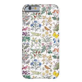 Voysey Apothecary's Garden Pattern Barely There iPhone 6 Case