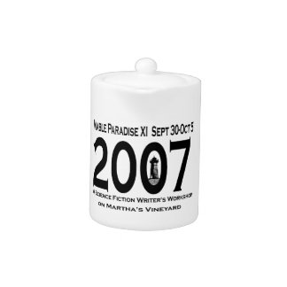 VP11 (2007) Small Teapot