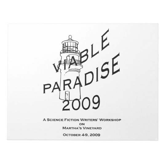 VP13 (2009) Notepad