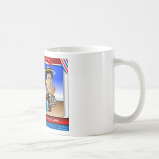 VP Debate Classic White Coffee Mug