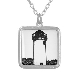 VP VIII (2004) SILVER PLATED NECKLACE