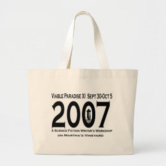 VP XI (2007) LARGE TOTE BAG