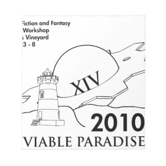 VP XIV (2010) NOTEPAD