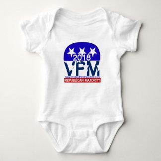 vpm-2018-Republican Majority Baby Bodysuit