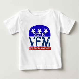vpm-2018-Republican Majority Baby T-Shirt