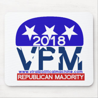 vpm-2018-Republican Majority Mouse Pad