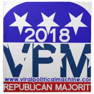 vpm-2018-Republican Majority Napkin