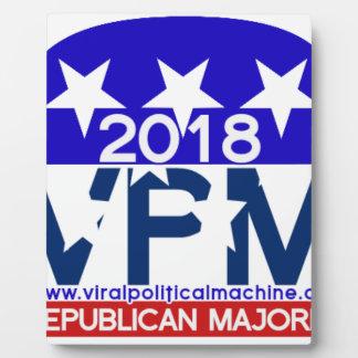 vpm-2018-Republican Majority Plaque