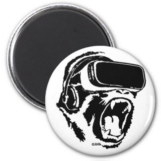 VR Gorilla Magnet