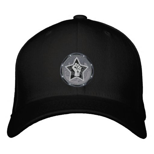 VR hat Embroidered Hats