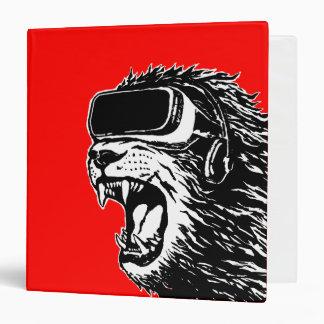 VR Lion Binder