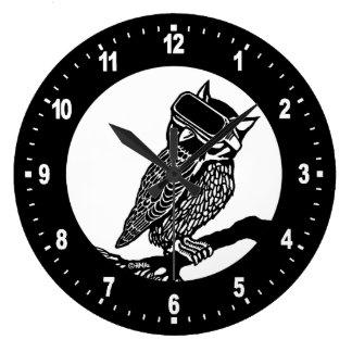 VR Owl Clocks