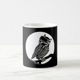 VR Owl Coffee Mug