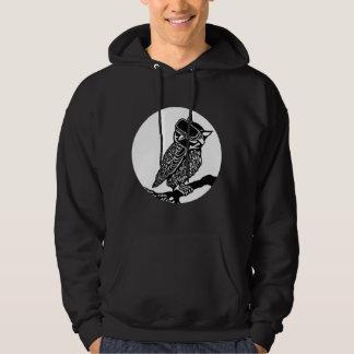 VR Owl Hoodie