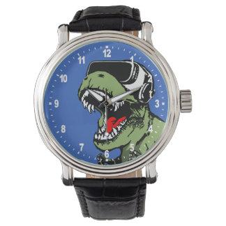 VR T-rex Watch