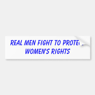 vrai combat d'hommes pour protéger des droits de l autocollant de voiture