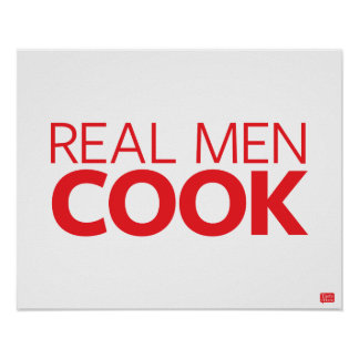 Vrai cuisinier d'hommes