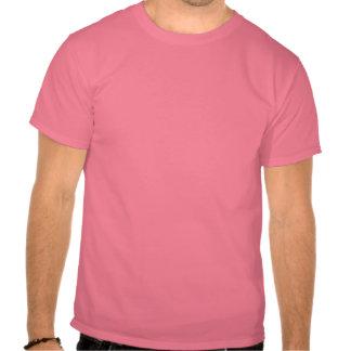 Vrai rose de vêtements pour hommes pour toutes les t-shirt