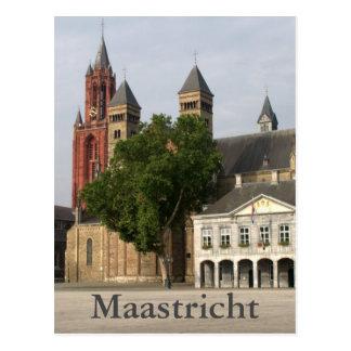 Vrijthof, Maastricht Postcard