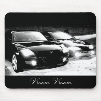 Vroom Vroom Mousepad
