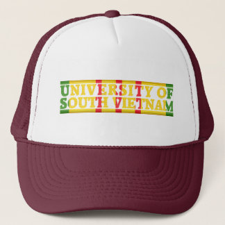 VSM University of South Vietnam Mesh Back Hat