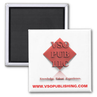 VSO Publishing LLC Logo Magnet