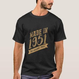 VT180/ Made in 1951 all original part gold T-Shirt