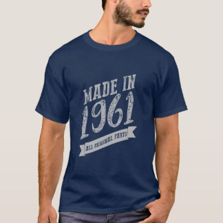 VT215/ Made in 1961 all original parts! T-Shirt