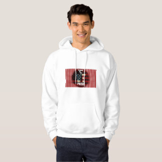 VT Freedom Of The Press Flag Extract Edition Hoodie