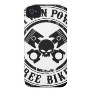 VTWIN POWER FREE BIKER Case-Mate iPhone 4 CASE
