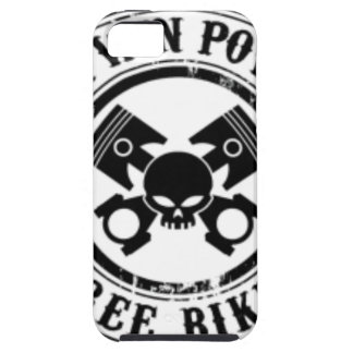 VTWIN POWER FREE BIKER iPhone 5 COVERS