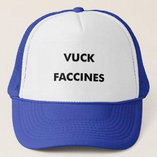 Vuck Faccines Trucker Hat