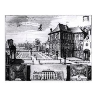 Vue de la Chambre de Hilwerue Carte Postale