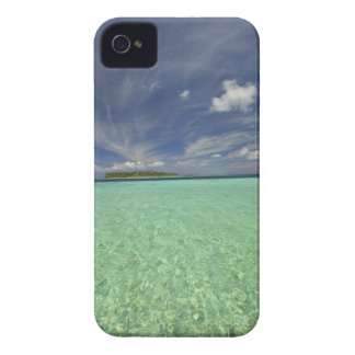 Vue d'île de Funadoo de Funadovilligilli 2 Coque Case-Mate iPhone 4