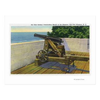 Vue du Boulangerie, militaires français Carte Postale