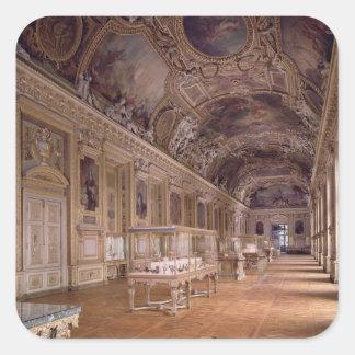 Vue intérieure du d'Apollon de Galerie Sticker Carré