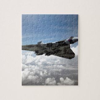 Vulcan Airborne Jigsaw Puzzle